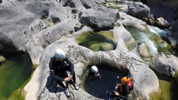 Canyoning Omiš
