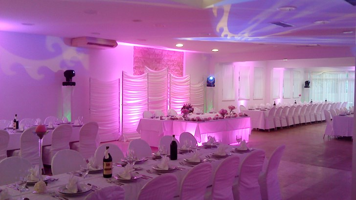Ribnjak restaurant - weddings